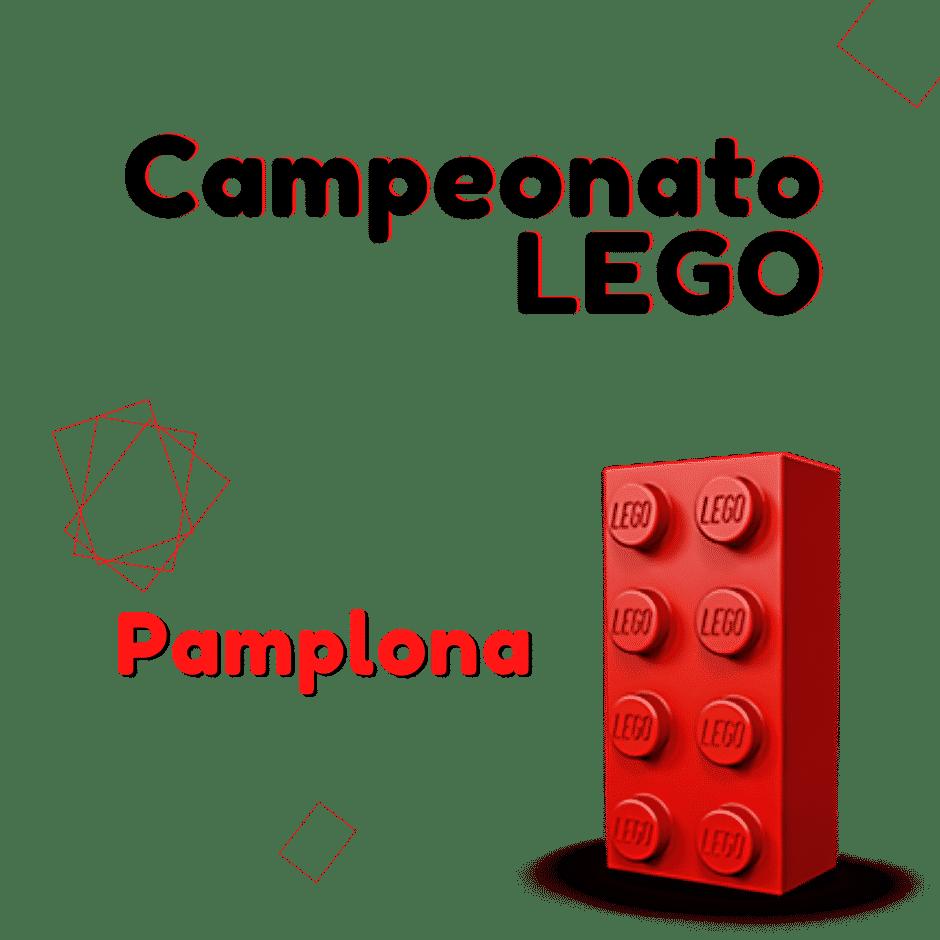 Campeonato Europeo LEGO en Pamplona