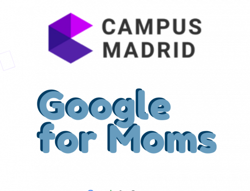 Tecnicrea en el Google Campus for Moms
