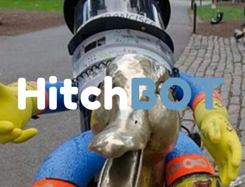 HitchBOT El Robot autostopista de viaje por Canada