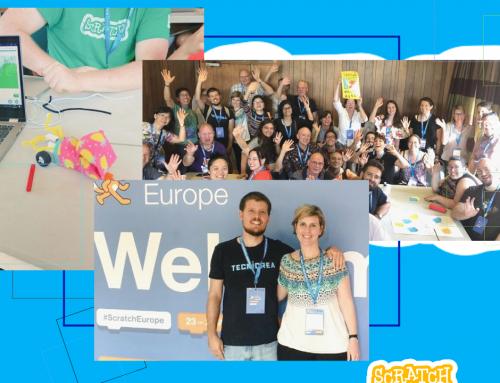 Nuestra experiencia en la Scratch Conference 2019