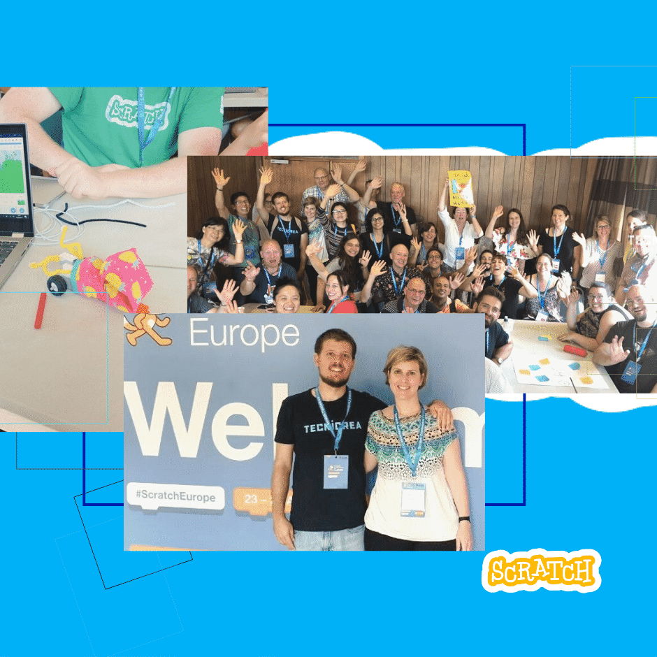 Scratch Conference 2019 | Tecnicrea Robótica Educativa Madrid