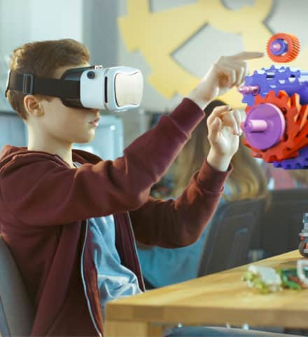 Laboratorio Digital | Realidad Virtual