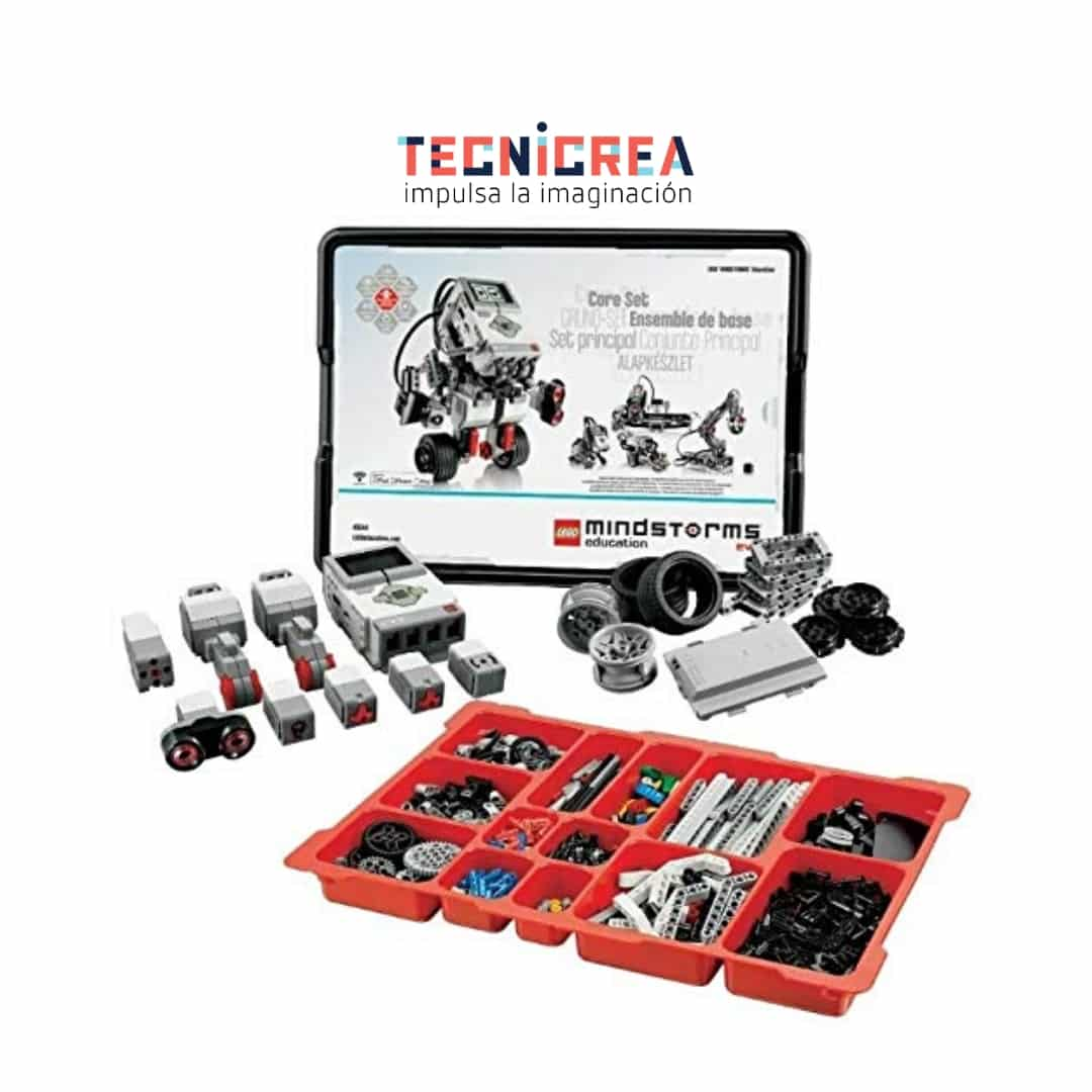 Kit Lego MINDSTORMS Education EV3