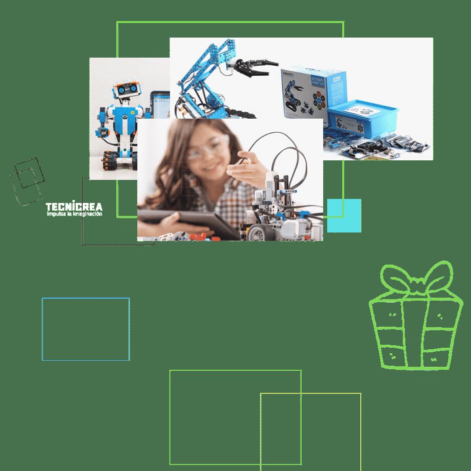 Regalar Kits de Robótica Educativa en Navidad