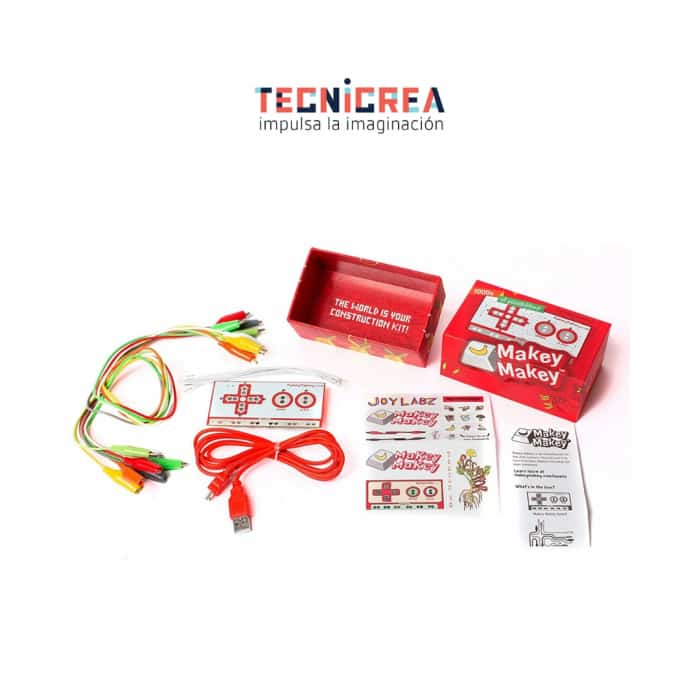 Makey Makey kit de creación interactiva