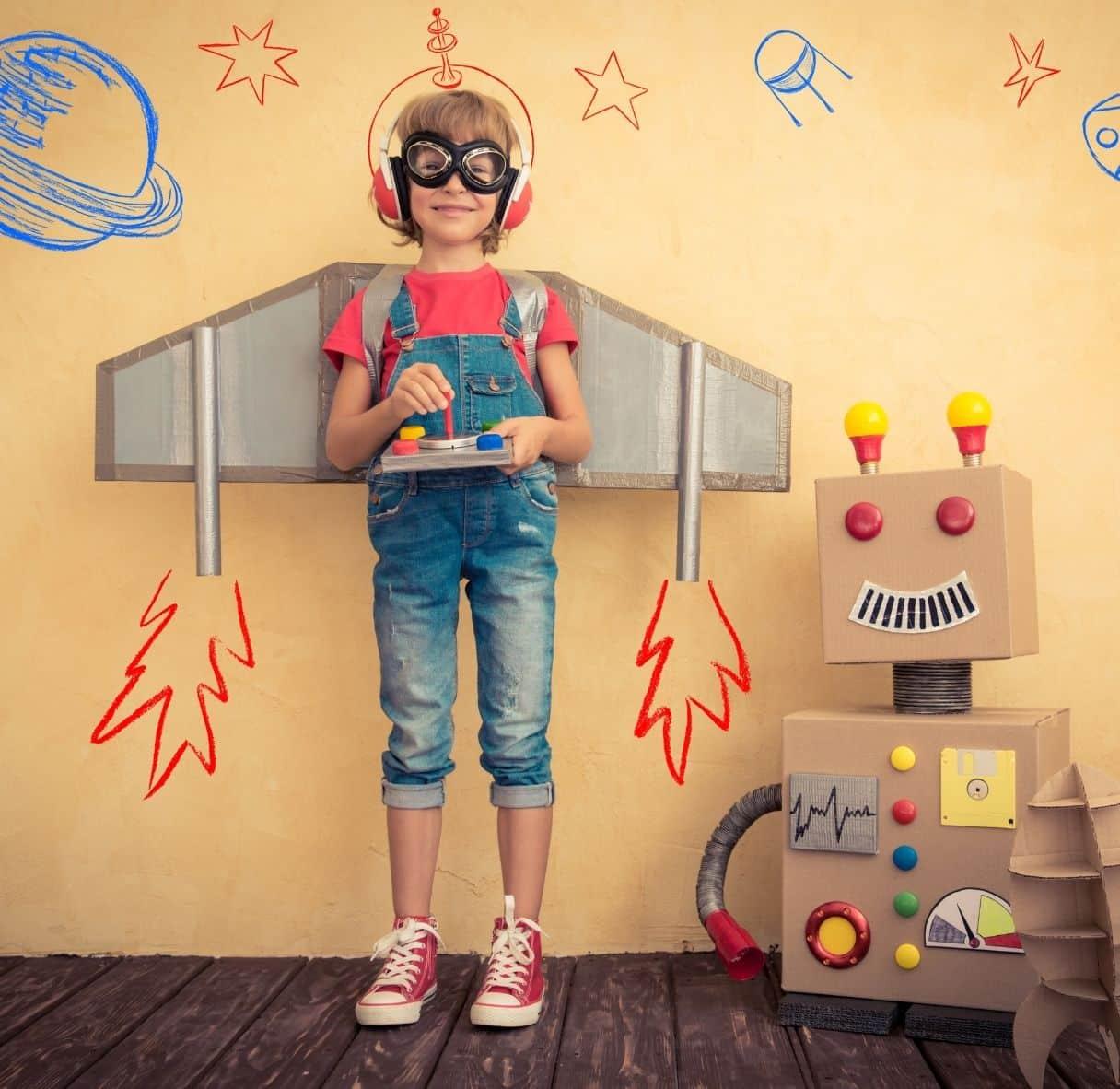 Online Tecnicrea Extraescolares robótica y programación